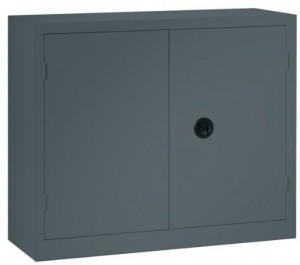 Armoire métallique portes pliantes / battantes - Devis sur Techni-Contact.com - 1