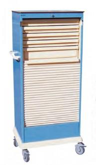 Armoire modulaire à rideau - Devis sur Techni-Contact.com - 1