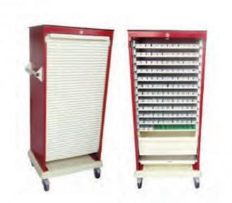 Armoire modulaire à rideau - Devis sur Techni-Contact.com - 3