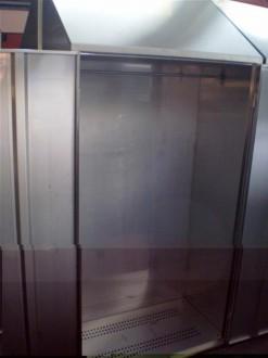 Armoire porte objets inox 2 portes - Devis sur Techni-Contact.com - 1