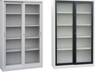 Armoire portes coulissantes métallique - Devis sur Techni-Contact.com - 1