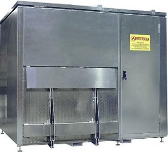 Armoire pour déchets dangereux ménagers - Devis sur Techni-Contact.com - 2