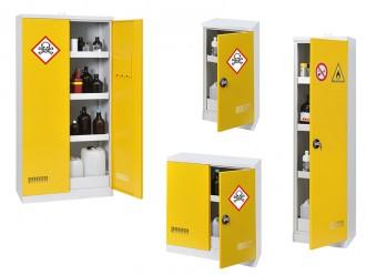 Armoire pour le stockage de multiples produits - 2 portes - Devis sur Techni-Contact.com - 2