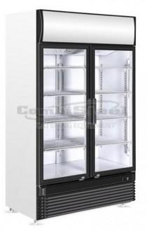 Armoire réfrigérée 2 portes en verre - Devis sur Techni-Contact.com - 1