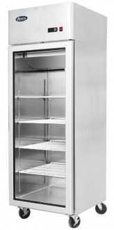 Armoire réfrigérée positive 1 porte vitrée - Devis sur Techni-Contact.com - 1