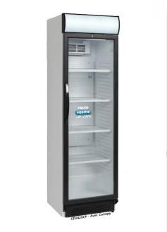 Armoire réfrigérée positive vitrine 374 L - Devis sur Techni-Contact.com - 1