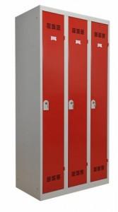 Armoire vestiaire monobloc à casiers - Devis sur Techni-Contact.com - 2