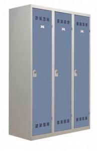 Armoire vestiaire monobloc à casiers - Devis sur Techni-Contact.com - 3