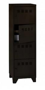 Armoire vestiaire monobloc à casiers - Devis sur Techni-Contact.com - 4