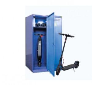 Armoires électriques pour vélo et trottinette - Devis sur Techni-Contact.com - 1
