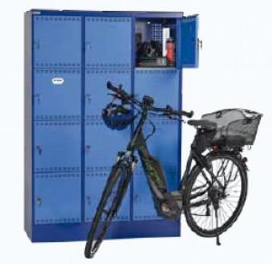 Armoires électriques pour vélo et trottinette - Devis sur Techni-Contact.com - 2