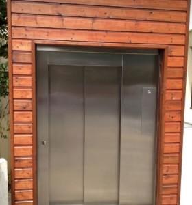 Ascenseur bâtiment neuf et existant à réserve réduite - Devis sur Techni-Contact.com - 1