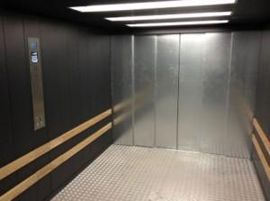 Ascenseur de charge hydraulique capacité 10 tonnes - Devis sur Techni-Contact.com - 1