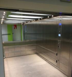Ascenseur électrique très grand volume - Devis sur Techni-Contact.com - 1