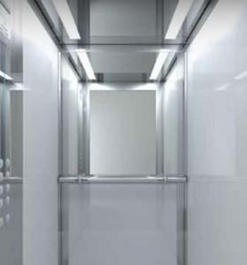 Ascenseur pour bâtiment existant hauteur arrivée réduite - Devis sur Techni-Contact.com - 1
