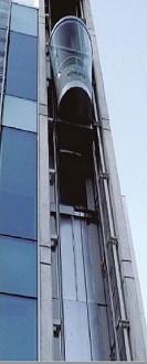 Ascenseur privatif design - Devis sur Techni-Contact.com - 1
