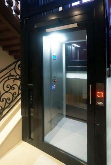 Ascenseur privatif pmr 400 kg - Devis sur Techni-Contact.com - 1