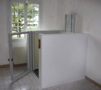 Ascenseur privatif pmr 400 kg - Devis sur Techni-Contact.com - 4