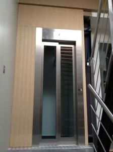 Ascenseur sans local machine +50% surface cabine - Devis sur Techni-Contact.com - 1