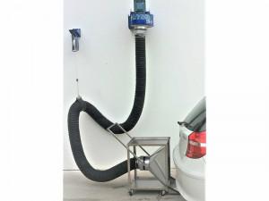 Aspirateur gaz d'échappement - Devis sur Techni-Contact.com - 1