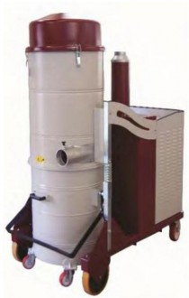 Aspirateur industrielle pour poussiére - Devis sur Techni-Contact.com - 1
