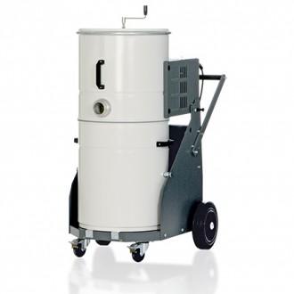Aspirateur monophasé pour poussières sèche - Devis sur Techni-Contact.com - 1