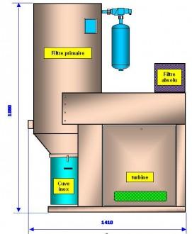 Aspiration centralisée modulaire - Devis sur Techni-Contact.com - 2