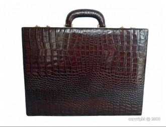 Attache case de luxe en cuir - Devis sur Techni-Contact.com - 1