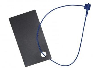 Attache étiquette à fermeture manuelle - Devis sur Techni-Contact.com - 1
