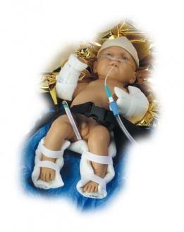 Attelle modelable pédiatrique - Devis sur Techni-Contact.com - 1