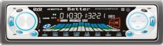 Autoradio Divx better DVD MP3 CD - Devis sur Techni-Contact.com - 1