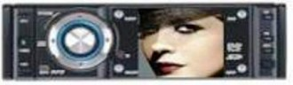Autoradio DVD DIVX MP3 CD FM écran intégr Fonction RDS - Devis sur Techni-Contact.com - 1