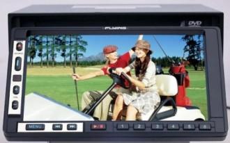 Autoradio DVD VCD MP3 CD FM NEUF écran tactile double emplacement lecteur MMC/SD prise USB - Devis sur Techni-Contact.com - 1