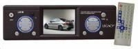 Autoradio Legacy - 4 x 60 Watts - Ecran TFT 2.5 pouces & Télécommande intégré - Devis sur Techni-Contact.com - 1