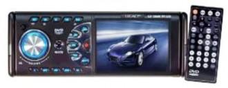 Autoradio Legacy - 4 x 60 Watts - Ecran TFT 35 pouces & Télécommande intégré Legacy - Devis sur Techni-Contact.com - 1