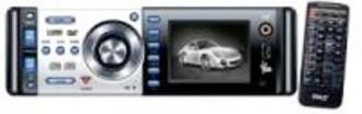 Autoradio Pyle - 4 x 50 Watts - Ecran TFT 2.5 pouces & Télécommande intégré - Devis sur Techni-Contact.com - 1