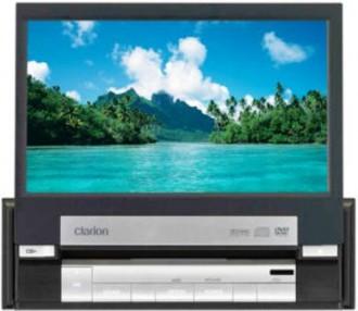 Autoradio TFT Tactile Clarion 7 In-Dash - DVD/TV/MP3/CD - Devis sur Techni-Contact.com - 1
