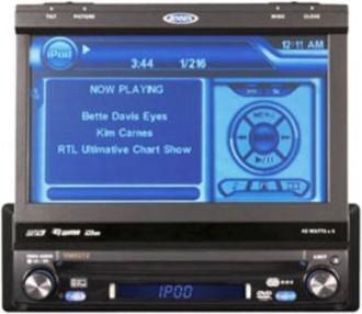 Autoradio TFT Tactile Jensen 7 In-Dash - DVD - Devis sur Techni-Contact.com - 1