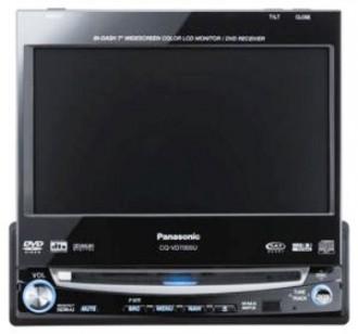 Autoradio TFT Tactile Panasonic 7 In-Dash - DVD/MP3/CD/WMA - Devis sur Techni-Contact.com - 1