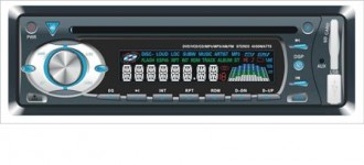 Autoradio USB SD MMC DIVX DVD MP3 CD FM NEUF PERFORMANT avec fonction RDS - Devis sur Techni-Contact.com - 1