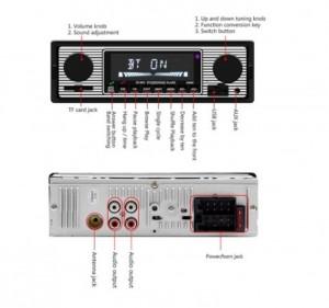 Autoradio vintage - Devis sur Techni-Contact.com - 4
