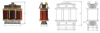 Autotransformateur triphasé 1kVA à 100kVA - Devis sur Techni-Contact.com - 1