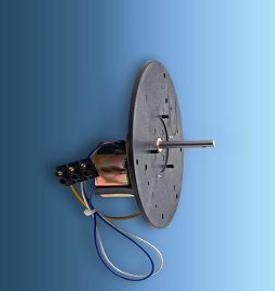 Axe motorisé - Devis sur Techni-Contact.com - 1