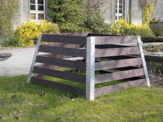 Bac à compost cadre aluminium - Devis sur Techni-Contact.com - 2
