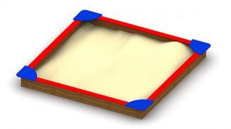 Bac à sable aire de jeux - Devis sur Techni-Contact.com - 1