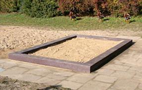 Bac à sable Carré ou Hexagonal pour enfants - Devis sur Techni-Contact.com - 1