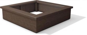 Bac à sable de jeux carré - Devis sur Techni-Contact.com - 1