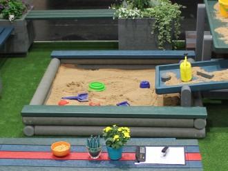Bac à sable de jeux sans fond - Devis sur Techni-Contact.com - 4