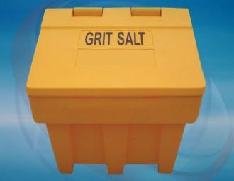 Bac à sel et sable en polyéthylène - Devis sur Techni-Contact.com - 2