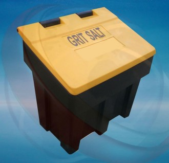 Bac à sel et sable en polyéthylène - Devis sur Techni-Contact.com - 3